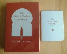 Vendela Vida : The Diver's Clothes Lie Empty Signed LIMITED 1st/1st fine