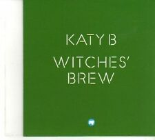 (DR292) Katy B, Witche's Brew - 2011 DJ CD