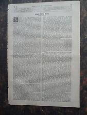 1880 Johann Heinrich Strack geb. zu Bückeburg Teil 2 Pergamon Weichsel