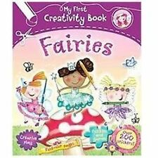 NEW - Fairies (My First Creativity Books) by Munro, Fiona