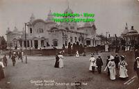 R357539 258. Canadian Pavilion. Franco British Exhibition. London. 1908. Valenti