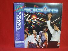 THE JACKSONS Live + 1 JAPAN Mini LP 2 CD 1981 EICP-1204/5 Michael Jackson