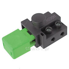 FLYMO Easibag Multimo 340 Rollermo Lawnmower Red Green Cap Switch Button Genuine