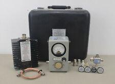 BIRD 4410A Thruline Wattmeter Test Set AN/URM-213  (22503 H21)