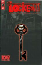 Locke and Key 1 Convention Exclusive Bagged and Boarded