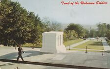 (R)  Washington, DC - Tomb of the Unknown Soldier and Surroundings - 7/1984