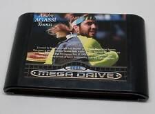 SEGA Mega Drive Spiel Game Modul - Andre Agassi Tennis