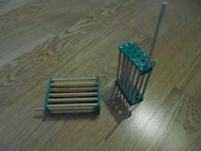 Pack de 2 Jaulas de bambú para abejas reinas.