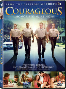 Courageous (DVD, 2012) Brand New Sealed