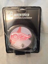 Detroit Red Wings NEW Truck Trailer Hitch Cover . NHL Hockey Logo Gift Fan Car
