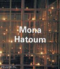 Mona Hatoum Contemporary Artists Phaidon