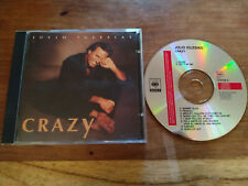 Julio Iglesias Crazy CD CBS 1994 Spain Edition