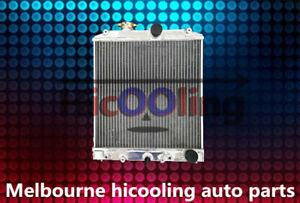 3 core aluminum radiator for Honda CIVIC EG EK B16 B18 D15 D16 1992-2000 28mm AT