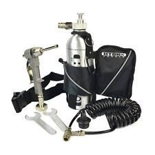 "1/2"" Chuck, Quick Release Water Fitting, Recoil Hose, Hand Pump, Bottle HHP+SET"