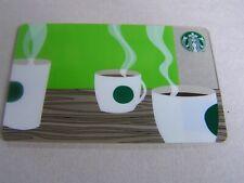 RUSSIA new Starbucks card  Tea  & Coffee