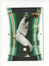 2005 Fleer Patchworks Gold #33 Barry Zito /99