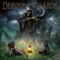"Demons & Wizards : Demons & Wizards VINYL 12"" Album (Gatefold Cover) 2 discs"