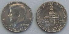 USA Kennedy Half Dollar 1976 D unz