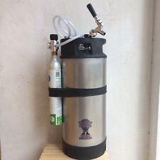 AEB Corny Cornelius Keg 19L refurbished ball lock metal tap sodastream regulator