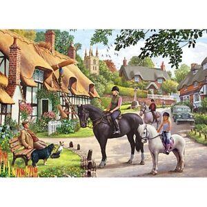 Equestrian Country Life Jigsaw - 1000 piece