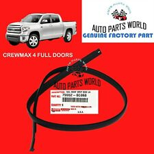 Genuine OEM Exterior Mouldings & Trims for Toyota Tundra for
