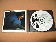 Chris Smither Happier Blue 12 Track cd 1993 signed Booklet Ex Condition
