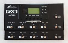 Fractal Audio FX8 Mark II - Multieffektgerät - 1 Jahr Gewährleistung