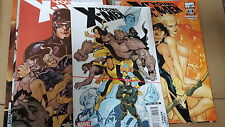 young X-men Comic Lot 1-12 nm bagged