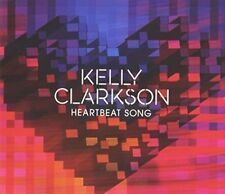 KELLY CLARKSON - HEARTBEAT SONG [SINGLE] USED - VERY GOOD CD