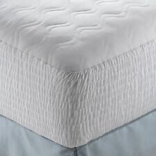 King Size Cotton Top Mattress Pad Beautyrest Bed Protector Quilted Cover
