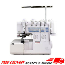 Janome 1200D Professional Overlocker - 5 Thread Overlocking, Automatic Tension