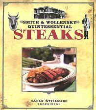 Smith and Wollensky Steak Book