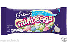 CADBURY^ 10 oz Bag MINI EGGS Milk Chocolate EASTER Crisp Shell Candy Exp. 8/18