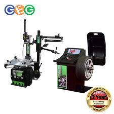 Platinum Tyre Changer And Wheel Balancer Package 4