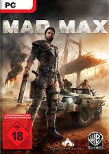 Mad Max für PC | CD KEY | STEAM DLC DOWNLOAD CODE