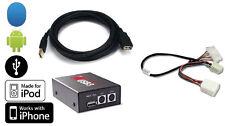 Honda 03+ USB iPod iPhone Android radio interface kit.Play MP3 on factory stereo
