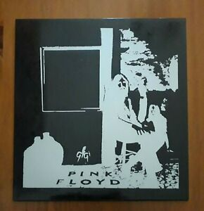 Pink Floyd - Gfgi David Gilmour Roger Waters, Mason, Wright Vinile Colorato Blu