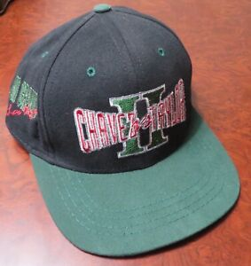 JULIO CESAR CHAVEZ vs. MELDRICK TAYLOR 2 Snap Back HAT 9/17/1994 New NEVER WORN