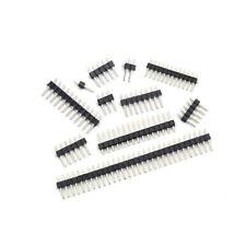 Pitch 254mm Sngle Pin 1x234567891012152030p Copper Pin Header Male
