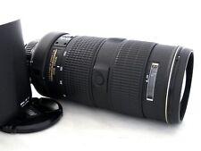 Nikon AF-S Nikkor 80-200mm 2.8 ED Tele Objektiv Gewährleistung 1 Jahr