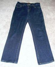 Bitten / Sarah Jessica Parker Jeans Size 12R Dark Wash Denim Blue Jeans nwot!!