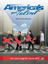 Americas Got Talent Poster 24in x 36in