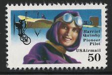 US Scott #C128, Single 1991 Air Mail 50c VF MNH