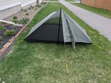 Tarptent, 3 person single wall with ground cloth, MSR stakes, stuff sack, & more