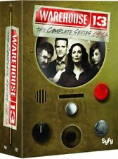 Warehouse 13: The Complete Series 1-5 DVD  Box Set