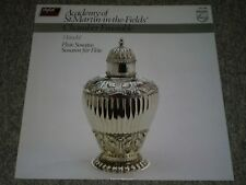 Academy of St. Martin-in-the-Fields Chamber Ensemble~Handel Flute Sonatas~IMPORT