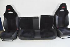 2008-2014 Subaru Impreza WRX STI Seat Set Assembly Front Rear Wagon Seats 08-14