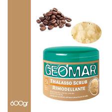 GEOMAR Remodelling Thalasso Scrub Exfoliating Renew Draining Coffee 600g
