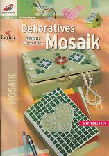 Dekoratives Mosaik von Annette Diepolder