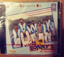 LOS DONNY'S DE GUERRERO - LO MAS RECIENTE DE VOL. 3 (BRAND NEW CD)